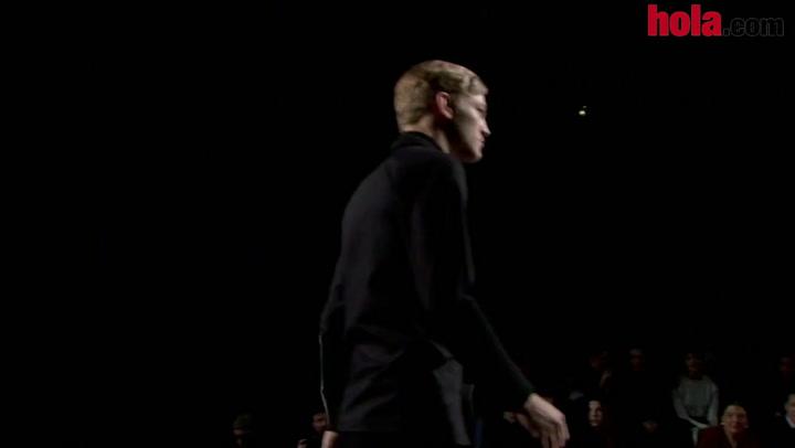 Fashion Week Madrid otoño-invierno 2014-2015: Etxeberría