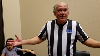 Neil Gallant celebrates 50 years as basketball referee
