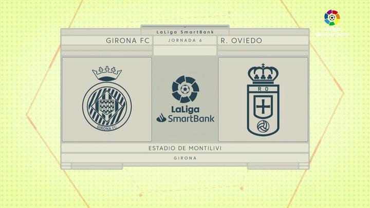 LaLiga Smartbank (Jornada 6): Girona 1-0 Oviedo