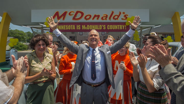 "How One Man Made McDonald's America's Most Well-Known Fast Food Chain In ""The Founder"""