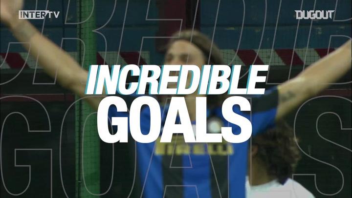 Incredible Goals: Ibrahimovic Vs Bologna