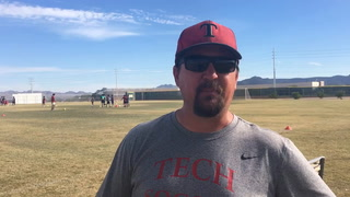 Tech soccer coach Josh Jones compares this year's team to last year's