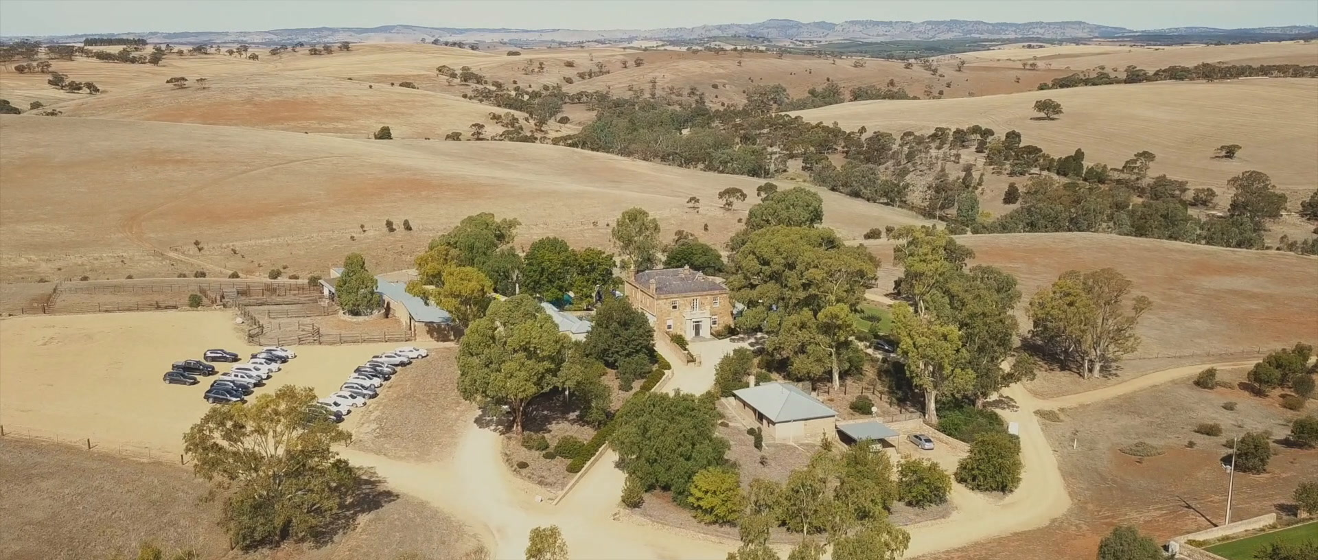 Shavaun + Scott | The Barossa Council, Australia | Kingsford Homestead