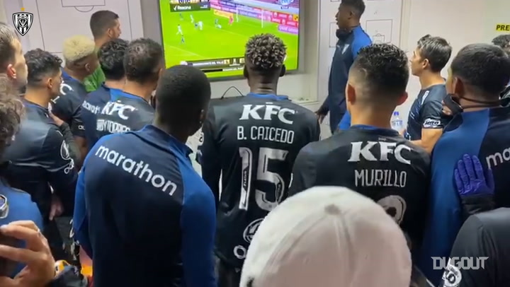 Behind the scenes: Independiente del Valle players rewatch their five goals vs Flamengo