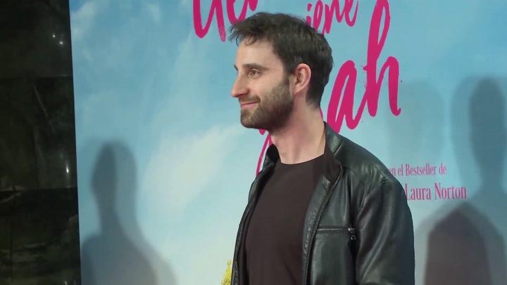 Dani Rovira responde a los rumores de su supuesto romance con Ana Guerra