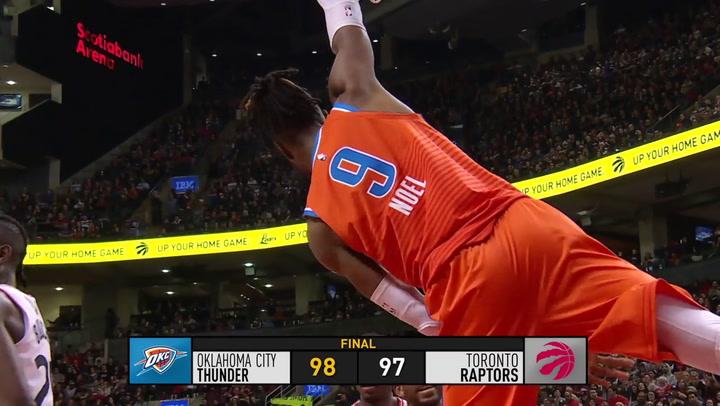 Resumen de la jornada de la NBA, el 29 de diciembre de 2019