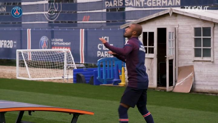 Rafinha's best moments with Paris Saint-Germain so far