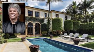 Jon Bon Jovi Is Wheeling and Dealing in Palm Beach
