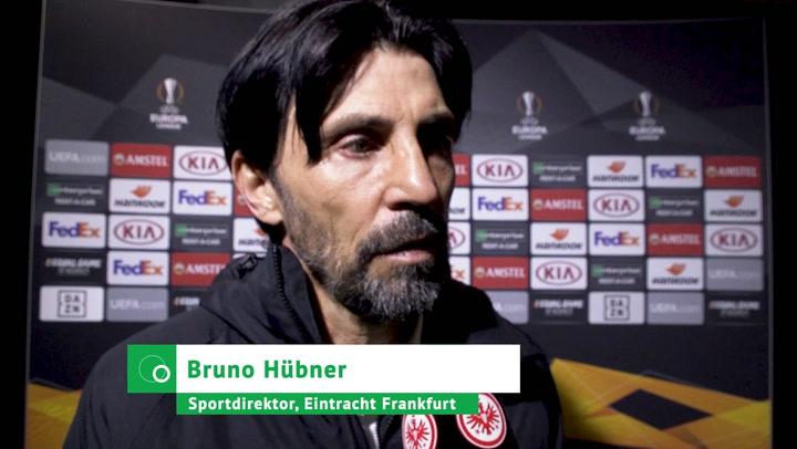 Hübner vor BMG: Basel-Spiel wird uns helfen