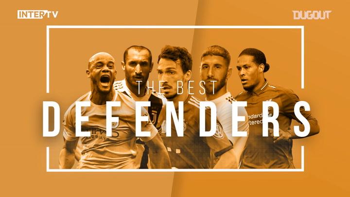 Best Defenders: Kwadwo Asamoah