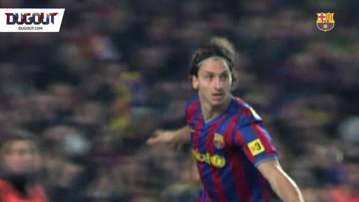 When Zlatan Ibrahimovic Destroyed Real Madrid!