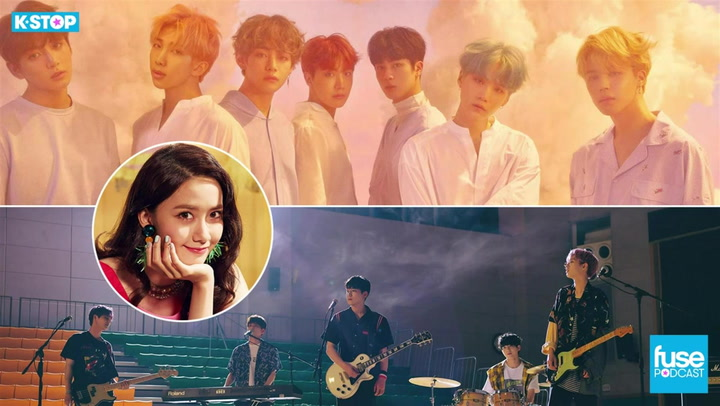 DAY6, Yoona, Pentagon, and How BTS Love Yourself: Her Could Smash in America: K Stop