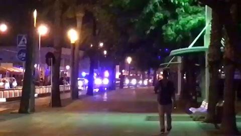 La Policía catalana abatió a cinco presuntos terroristas a cien kilómetros de Barcelona