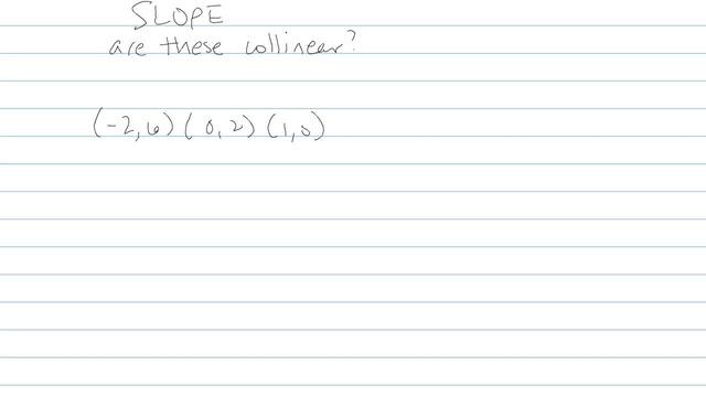 Slope - Problem 4