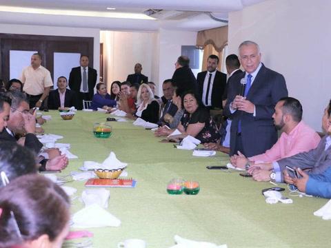 Oliva reitera invitación a sectores para analizar el nuevo Código Penal