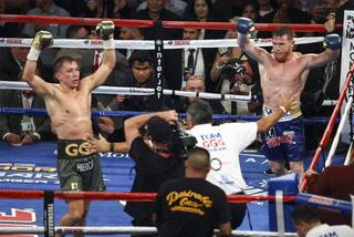 Premier Vegas Sports: Canelo vs. GGG rematch