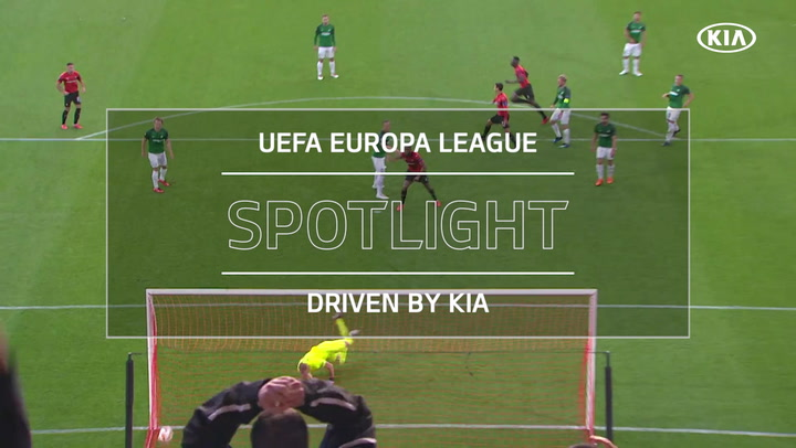 Spotlight Rising Stars | UEFA Europa League 2019-20 | Kia