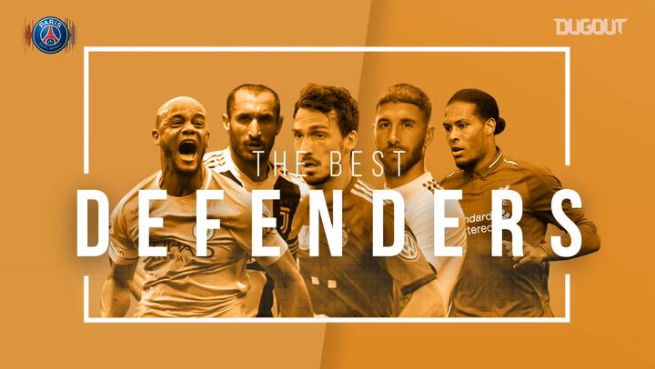 Best Defenders: Marquinhos