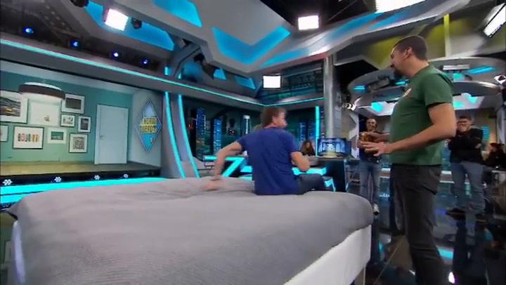Pablo Motos comparte un vídeo que no saldrá en 'El hormiguero'