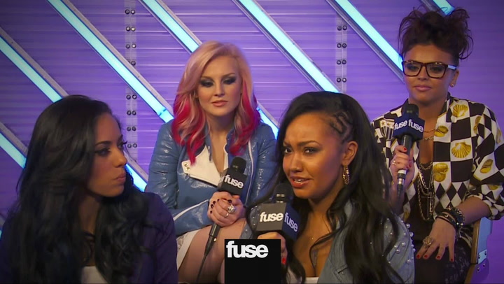 Interviews: 'X Factor' UK Champs Little Mix Talk Debut Album & Origin