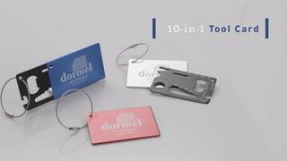 10-in-1 Tool Card