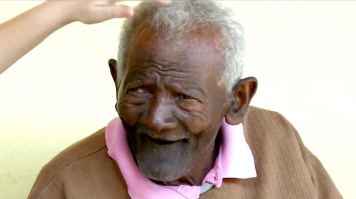 – Han er 126 år gammel