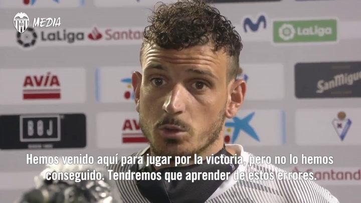 """Florenzi: """"Hay que levantarse, en Villarreal sólo vale ganar"""""""