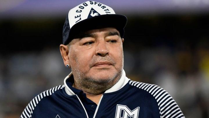 Anuncian documental sobre los últimas horas de vida de Diego Maradona