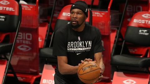 How much longer can the Nets dominate without Kevin Durant?