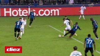 Mahrez anota de penal el segundo del Manchester City sobre el Brujas