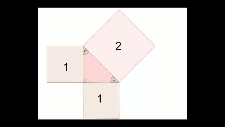 Matte: Hvordan regne ut sider i en trekant