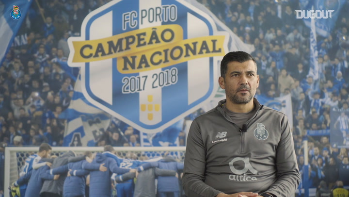 Sérgio Conceição: 'I see in the people the same passion I have for football'