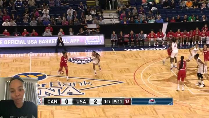 USA Basketball Classics: 2018 USA Women's National Team vs. Canada
