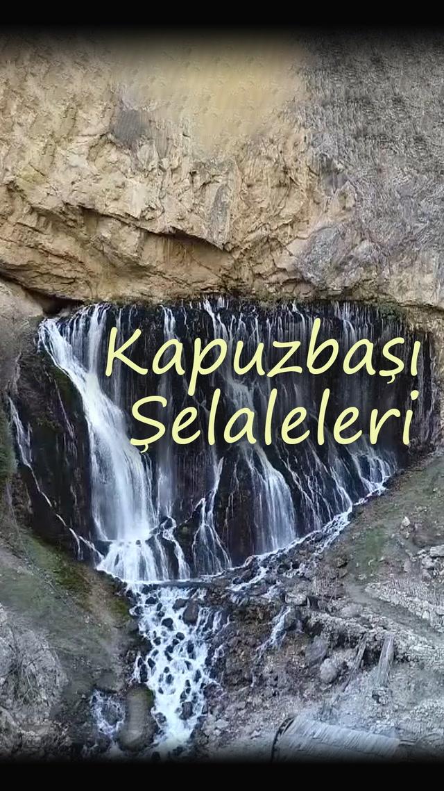 Türkiye'nin Niagara'sı