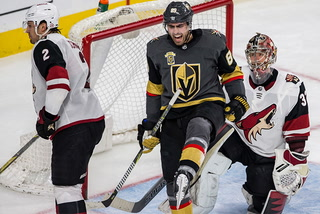 Golden Knights' Gallant on what Alex Tuch brings to the table