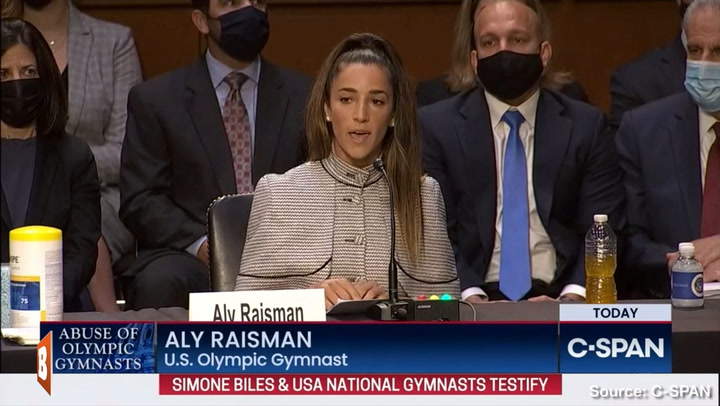 U.S. Gold Medalist: The FBI Willingly DisregardedOur Reports of Sexual Abuse