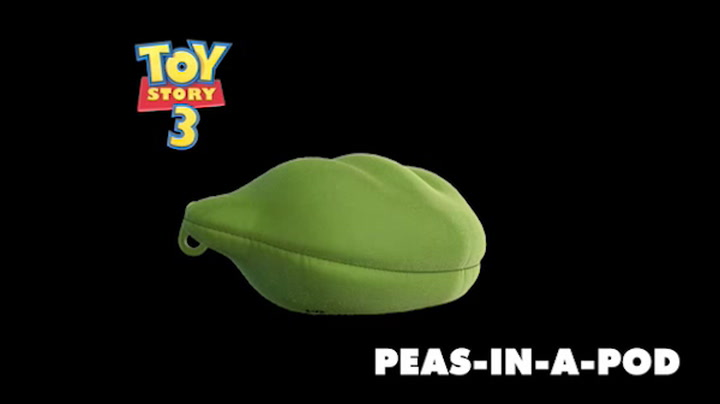 Character - Peas-in-a-Pod