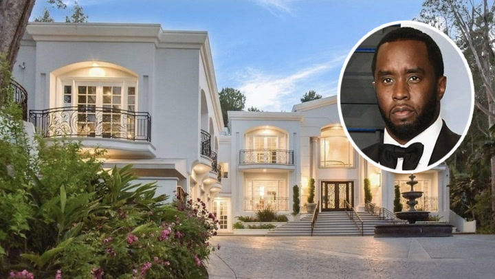 Sean Combs' Former Home Relists After Yet Another Renovation