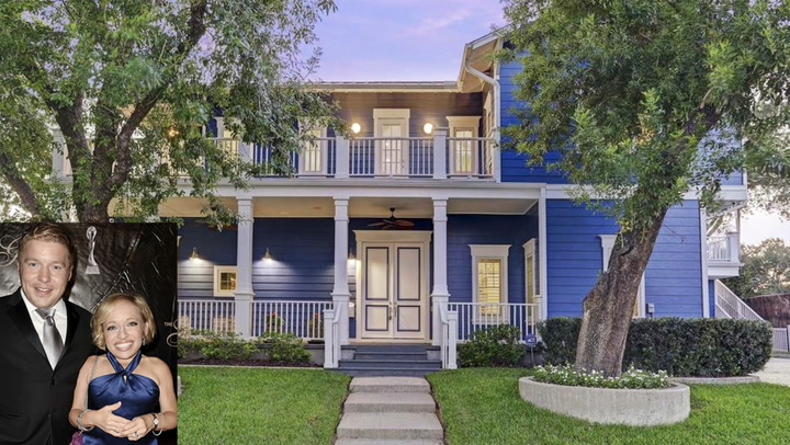 TLC's 'Little Couple' List Their Gorgeous Houston Home, and It's a Must-See