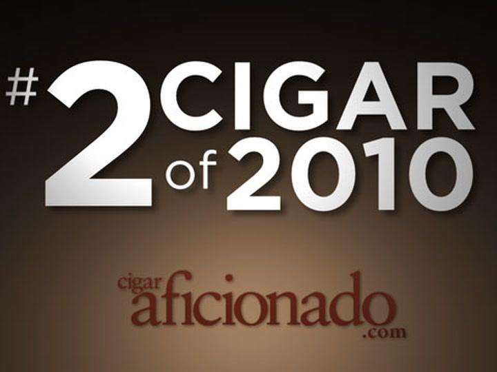 2010 No. 2 Cigar