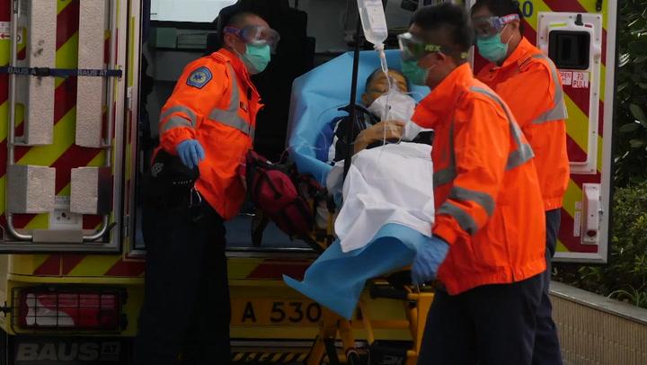 China confirma un nuevo muerto por coronavirus ocho meses después