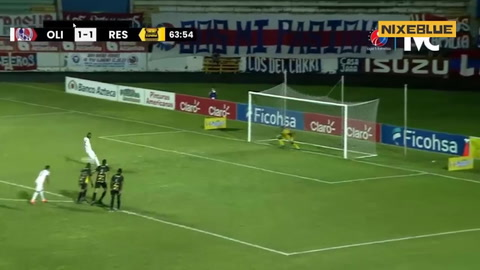 Olimpia 2-1 Real España (Liga Salvavida)