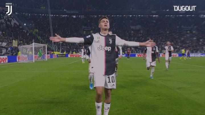 Dybala haunts Milan again to seal Juventus victory