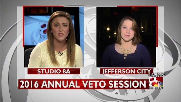 Lawmakers meet in Jefferson City for this year\'s veto session