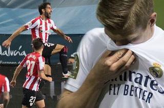 ¡Humillante! Athletic echa al Real Madrid de la Supercopa de España y jugará la final ante Barcelona