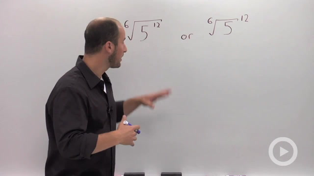 Simplifying Radicals using Rational Exponents