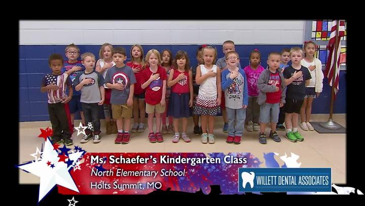 North Elementary - Ms. Schaefer - Kindergarten