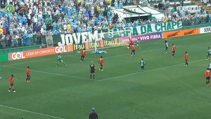 Chapecoense Top Five Goals Vs Sport Recife