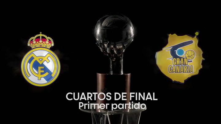 Resumen del Real Madrid - Herbalife Gran Canaria (103-79)