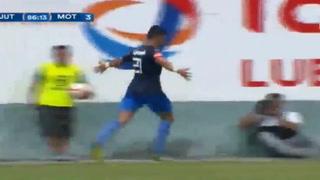 Gol de Moreira y Motagua le da vuelta al marcador ante Juticalpa